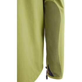 Klättermusen Allgrön Jakke Damer grøn